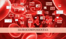 HEMOCOMPONENTE
