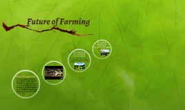 Future of Farming