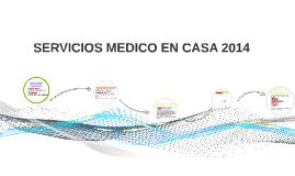 MEDICO EN CASA 2014