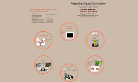 Implementing Digital Curriculum