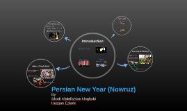 Persian New Year (Nowruz)