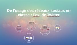 Un réseau social face à la désinformation : l'ex. de Twitter