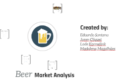 Beer Market Analysis