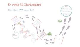 3ux En rejse til Kierkegaard