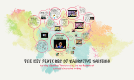 Copy of The key features of narrative writing