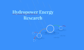 Hydro Power Energy Research