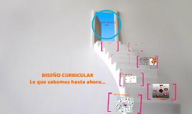 Copy of DISEÑO CURRICULAR