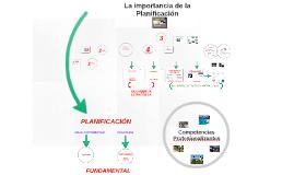 Copy of La importancia de la Planificación