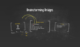 Brainstorming Bridges