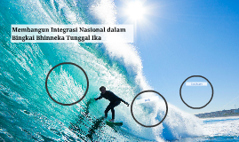 Membangun Integrasi Nasional dalam Bingkai Bhinneka Tunggal