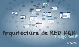 Arquitectura de Red NGN