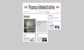 Proceso Administrativo