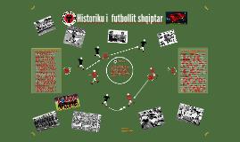 Copy of Zhvillimi i futbollit Shqiptar