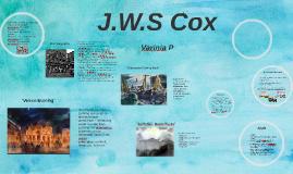 J.W.S Cox
