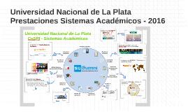 Integración - Sistemas Académicos - CeSPI - UNLP