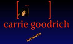 carrie goodrich
