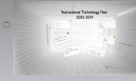 IT Plan 2013-2014