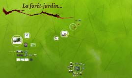 Copy of La forêt-jardin -reloaded-