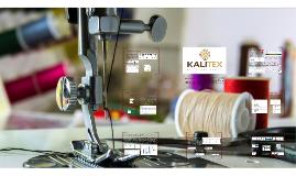 KALITEX S.A.C, con RUC: 20558668998, es una empresa peruana