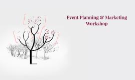 Copy of Event Planning & Marketing Workshop