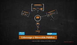 Liderazgo y Dirección Pública - Introduccion