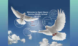 Sunrise Middle School Open House