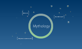 Copy of What is Mythology?