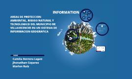 AREAS DE PROTECCION AMBIENTAL, RIESGO NATURAL Y TECNOLOGICO