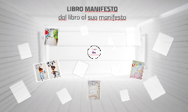LIBRO MANIFESTO