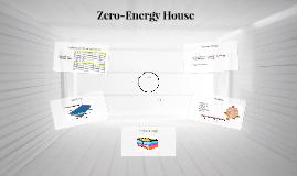 Zero-Energy House