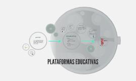 PLATAFORMAS EDUCATIVAS - VIRTUALES