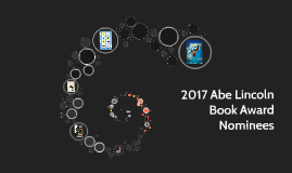 2017 Abe Lincoln Book Award Nominees