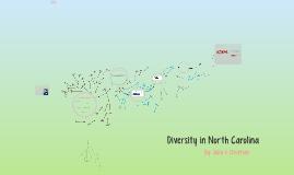Diversity in North Carolina