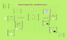 Biotechnologie /Tier- und Pflanzenzucht