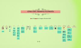 Copy of LÍNEA DEL TIEMPO, FILOSOFÍA