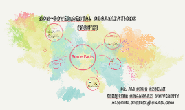 Non-Govermental Organizations (NGO's)