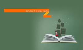 Gramáticas de la lengua española