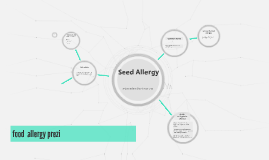 food  allergy prezi