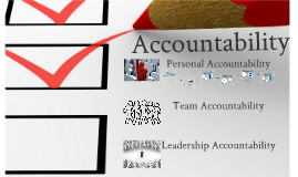 How to Hold your members accountable