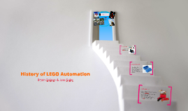 History of lego automation