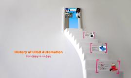 History of lego automation