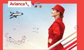 Copy of AVIANCA - Aerovías del Continente Americano -