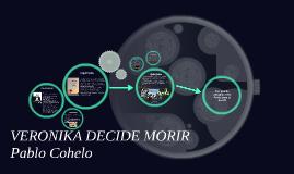 VERONIKA DECIDE MORIR Pablo Cohelo