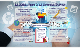La digitalización de la economía española