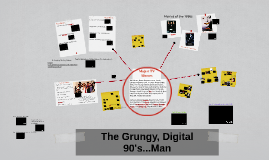 The Grungy, Digital 90's...Man