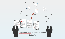 Copy of Organisations in Sport & Active Leisure
