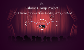 Salome Group Project