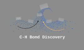 C-H Bond Discovery