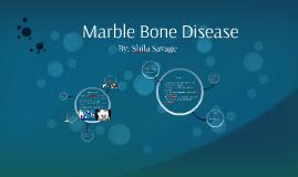 Marble Bone Disease