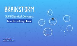 Brainstorm - SUN Electrical Concepts